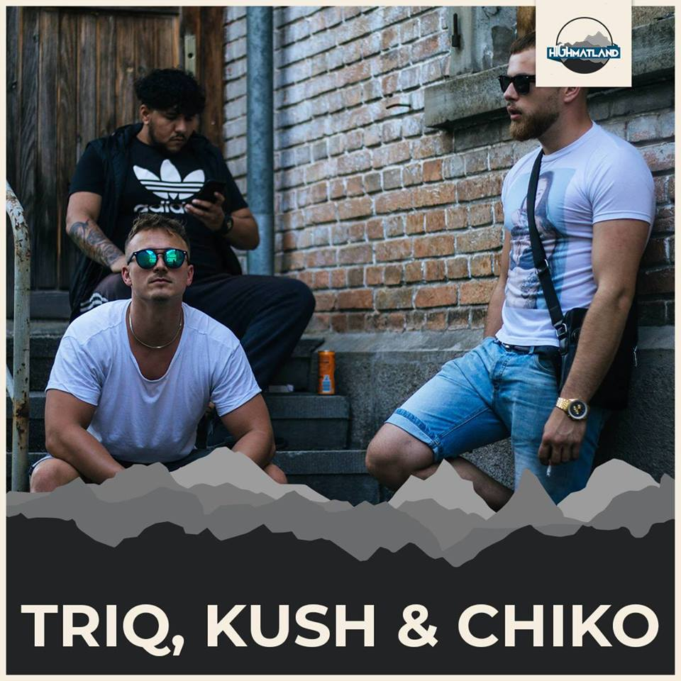 Highmatland Festival Triq Kush Chiko